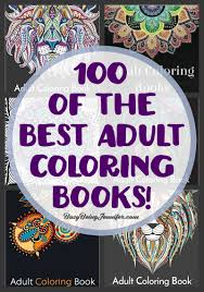 The Best Adult Coloring Books Busy Being Jennifer