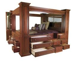 Canopy Bed Frame Queen Cheap Frames Metal Elegant Aliaracconti Info ...
