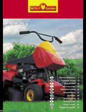 User manuals, guides and specifications for your wolf garten scooter sv 4 lawn mower. Wolf Garten Scooter Sv 4 Manuals Manualslib