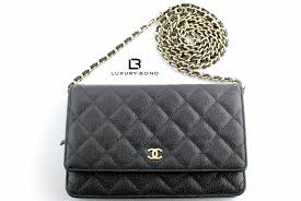 Chanel Quilted WoC Timeless Classic Wallet On Chain Bag In, Chanel ... & Chanel Quilted WoC Timeless Classic Wallet On Chain Bag In Adamdwight.com