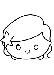 Tsum Tsum Coloring Pages 2019 Energyefficienthometipsnet