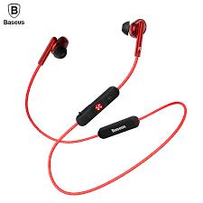 <b>Baseus Encok Wireless</b> Earphone S30 Red