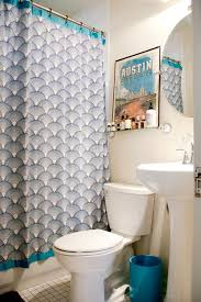 apartment bathroom ideas. Small Bathroom Ideas: 6 Room Brightening Tips For Tiny, Windowless Bathrooms | Apartment Therapy Ideas A