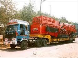 Image result for Trailer transportation  IN INDIA