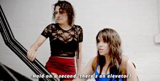 Broad City Quotes Classy GIF Season 48 Broad City Ilana Wexler Animated GIF On GIFER