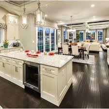 open kitchen floor plans that is like my dream kitchen the colors open floor plan lights