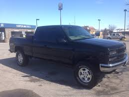 My 1997 Chevy Z71
