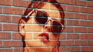 photoshop tutorial how to transform a photo into a brick wall portrait youtube on how to create wall art in photoshop with photoshop tutorial how to transform a photo into a brick wall
