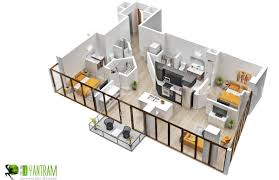floor plan design. 3D Residential Virtual Floor Plan Design 3