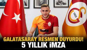 Barış Alper Yılmaz resmen Galatasaray'da! - Tüm Spor Haber