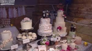 The Perfect Wedding Cake By Magnolia Bakery Youtube