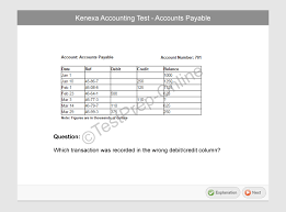 Preparation For Accounts Interview Prove It Accounting Test Free Sample Questions Jobtestprep