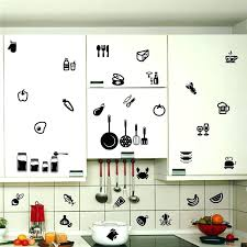 kitchen wall decor stickers luxury sticker tools room removable decal inspirational best es decals images o