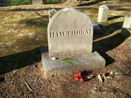 the best nathaniel hawthorne ideas power of author s ridge sleepy hollow cemetery concord massachusetts grave of nathaniel hawthorne