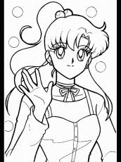 Small Picture SAILOR JUPITER Colouring Pages Coloring Home