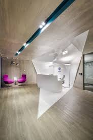 office lobby. Coalesse Bob Lounge Chairs And Await Table At The Geodis Offices In Mexico City Via Office Lobby Y