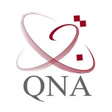 The new list of countries are: Qatar News Agency Qnaenglish Twitter