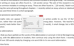 five tips for reducing word count liz brown editing handy tool for checking word count