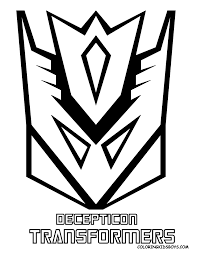 Small Picture Printable 54 Transformers Coloring Pages 8452 Transformer