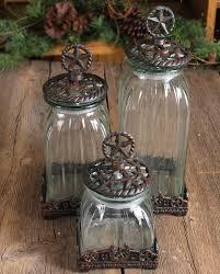 169 best canister sets images on western kitchen canister sets