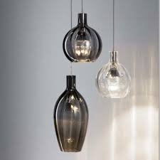 glass pendants lighting. German Hand-Blown Crystal Glass Pendant Light Assorted Pendants Lighting E