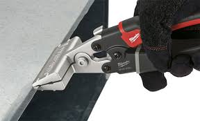 sheet metal bending hand tools new milwaukee sheet metal tools tinner snips a seamer and a crimper