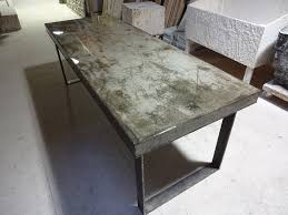 concrete dining table top pertaining to h bespoke tables plan 18 plans 1