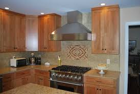 Natural Cherry Cabinets Natural Cherry Kitchen Remodel In Rochester Ny Concept Ii