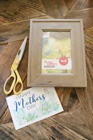 mother's day modern gift basket idea