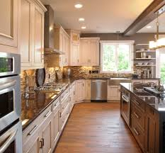Jeff Lewis Kitchen Designs Cherry Cabinets What Color Countertop Design Porter