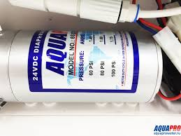 Безбаковая <b>система обратного осмоса</b> AquaPro AQB-600DF с ...