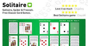 cardgames solitaire alternative