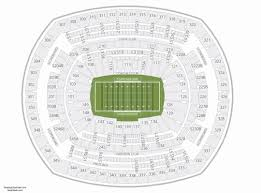 Ed Sheeran Metlife Stadium Seating Chart Credible Meadowlands Stadium Seating Chart Metlife Stadium