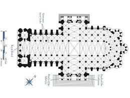 Gallery Of Notre Dame Haiti Cathedral Competition Entry  TABB Cathedral Floor Plans