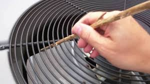 lennox outdoor ac unit. how to reset or fix your air conditioner yourself. fan won\u0027t spin as the capacitor is broken. lennox outdoor ac unit n