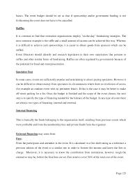event planning questionnaire event management