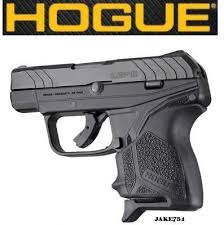 hogue handall ruger lcp ii beavertail grip sleeve black 18120