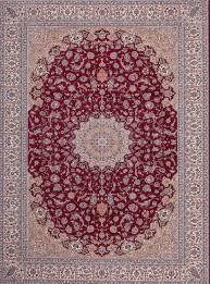 jordan amman rugs in red by kayoom in 160 x 230 cm