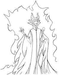 Small Picture Great Disney Villains Coloring Pages 75 For Coloring Print with