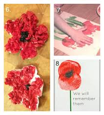 Make A Paper Poppy Flower 11 Simple Poppy Crafts For Kids Laughing Kids Learn