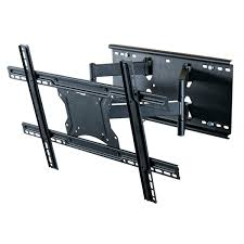 Tv wall mouns Flat Screen Fullmotion Tv Wall Mount Amazoncom 37 In To 80 In Fullmotion Tv Wall Mount