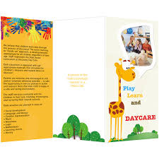 tri fold maker brochure templates for kids brochure templates samples brochure