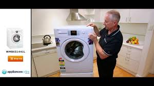 Compact Front Load Washers Expert Review Of The Beko 65kg Front Load Washer Wmb651441l