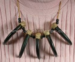 real grizzly bear claw necklace best necklace 2018