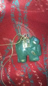 green jade elephant pendant jewelry accessories in tacoma wa offerup