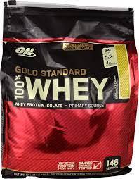 whey protein isolate vanilla ice cream