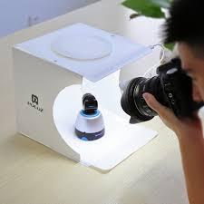Photography Light Box Led Us 10 57 17 Off Mini Led Light Room Photo Studio Photography Lighting Tent Backdrop Cube Box 2019 New Light Box Studio Professional Lighting In