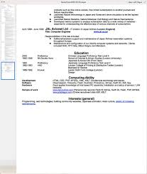 How To Write College Resume High School For Application As