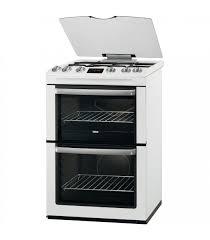 zsi zcg664gwc 60cm gas double oven