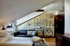 Wohnideen Schlafzimmer Dachschräge Kleines Schlafzimmer